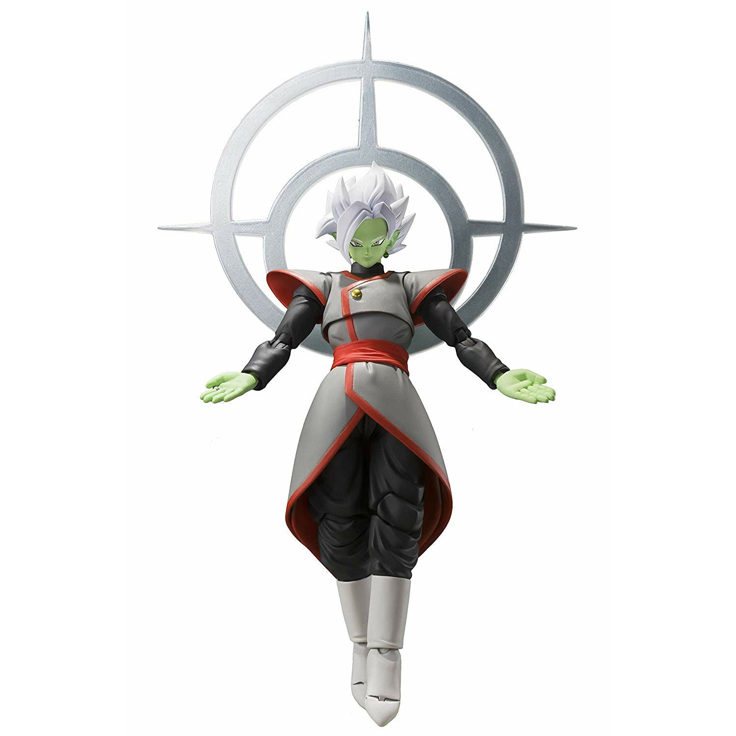 Dragon Ball Super Zamasu Potara S.H.Figuarts Action Figure
