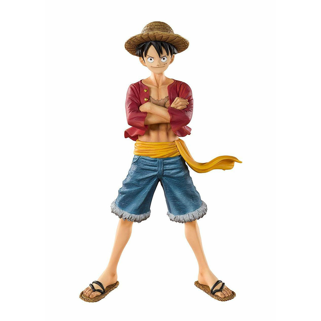 One Piece Monkey D. Luffy Figuarts ZERO PVC Figure