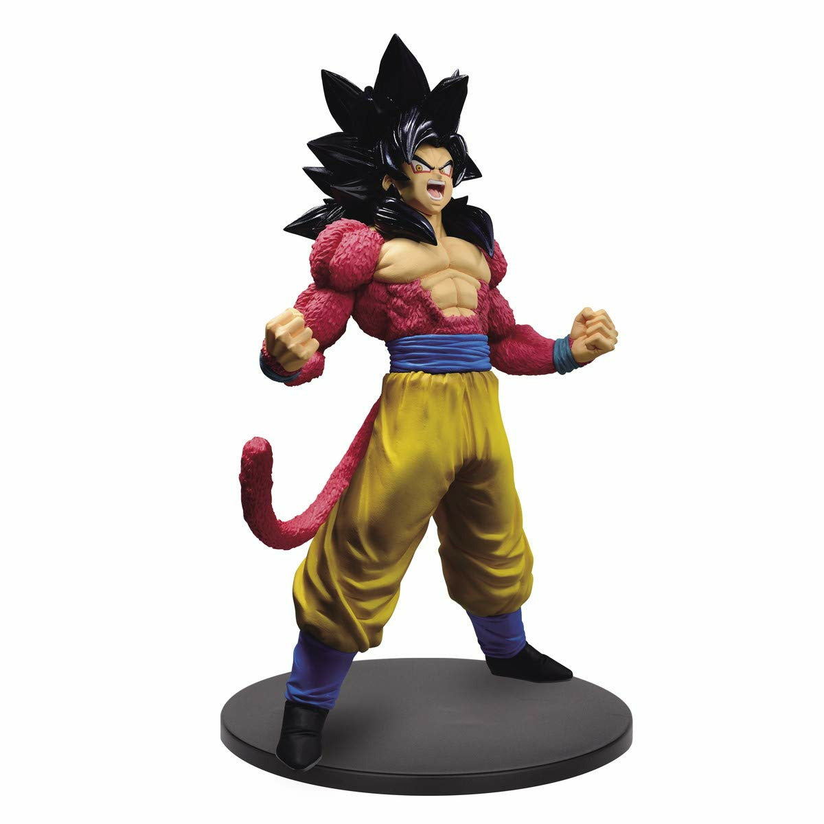 Dragon Ball GT Blood of Saiyans-Special III PVC Figure