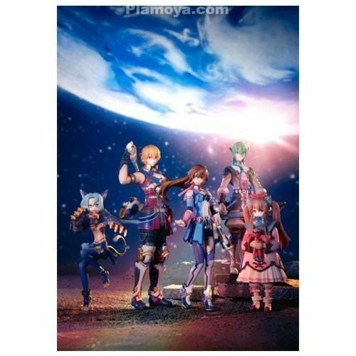Star Ocean 4 -The Last Hope- Trading Arts PVC Figure 1 Random Blind Box