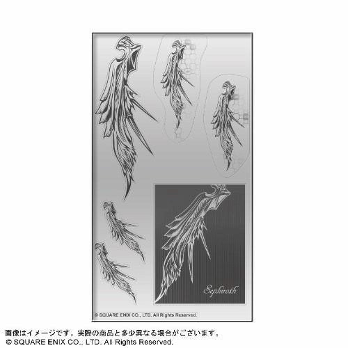 Final Fantasy VII Advent Children Decoration Sticker Sephiroth