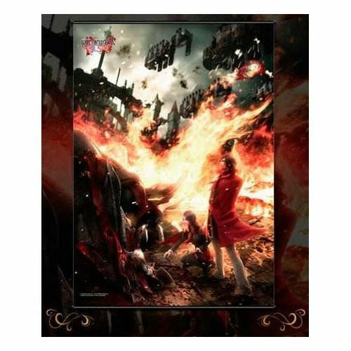 Final Fantasy Type-0 Wall Scroll Poster