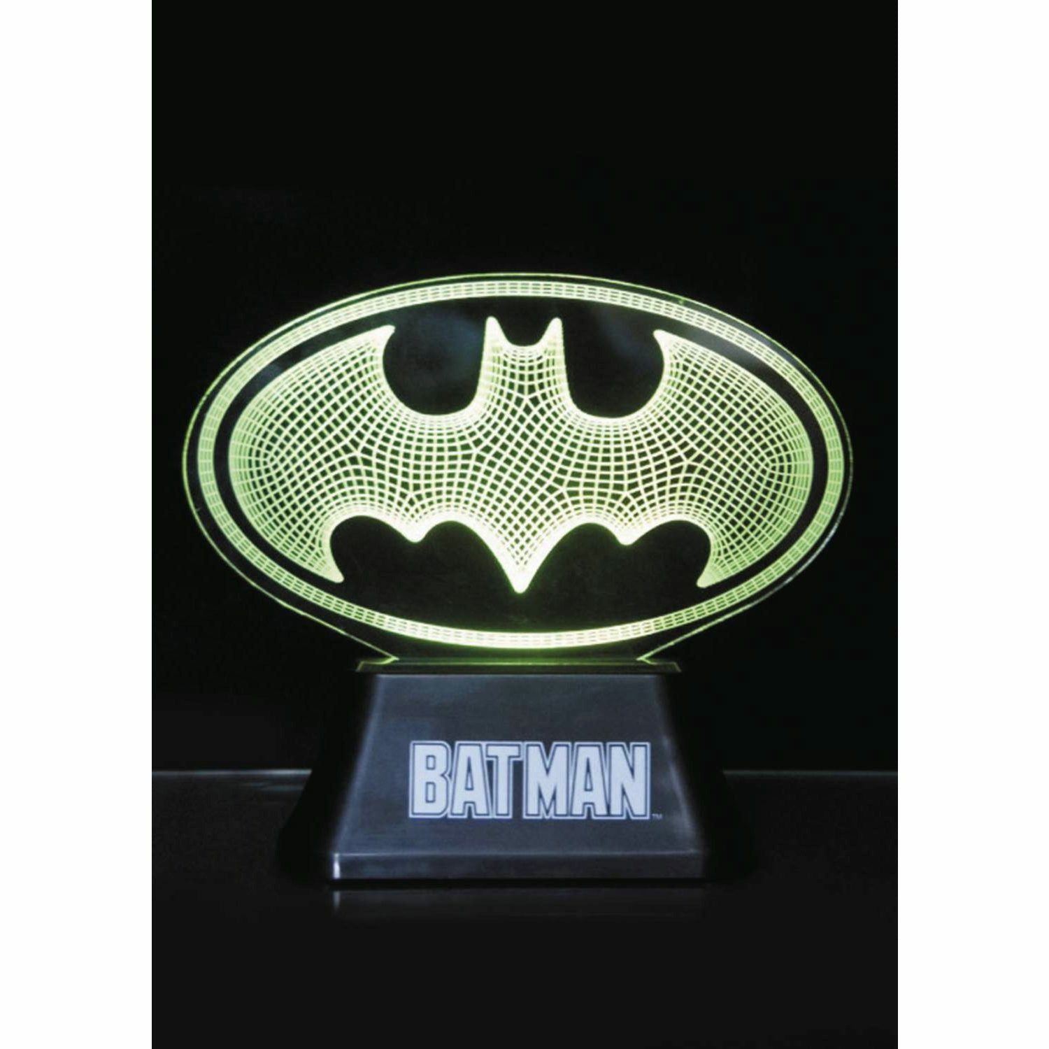 DC Comics Batman Edge Acrylic Light