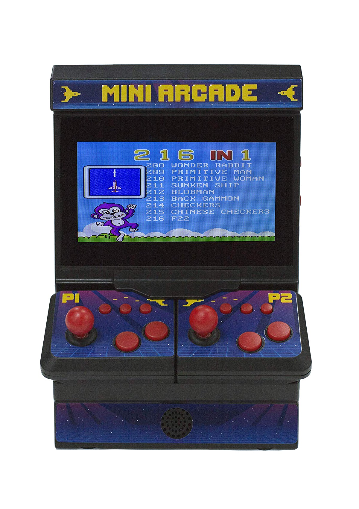 Retro 2 Player Arcade Machine with 300 Games