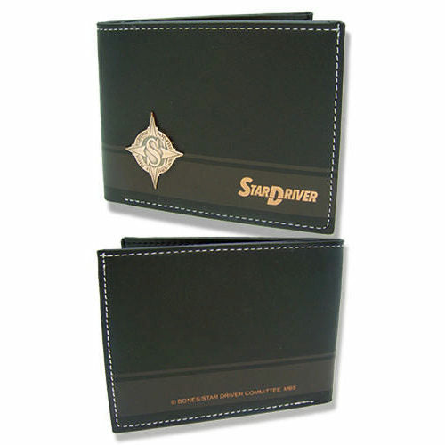 Star Driver School Crest Wallet