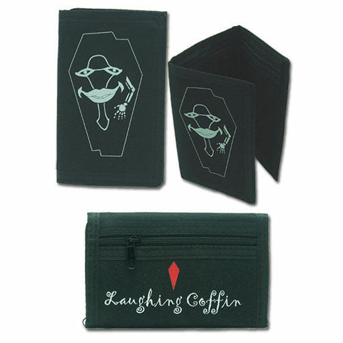 Sword Art Online Laughing Coffin Tri-Fold Wallet