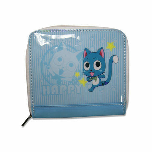 Fairy Tail - Happy Blue Wallet