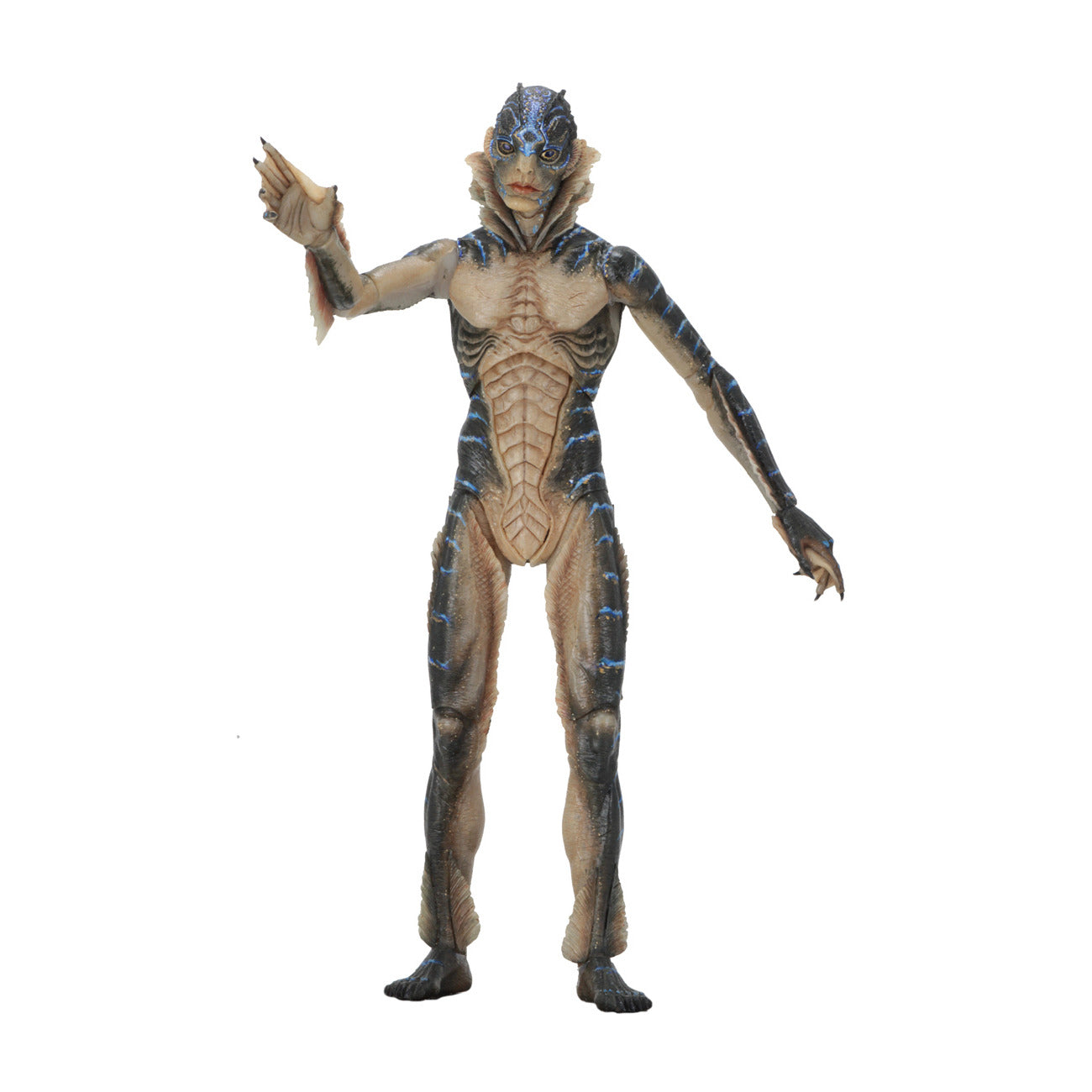 The Shape of Water Amphibian Man 7 inch Action Figure
