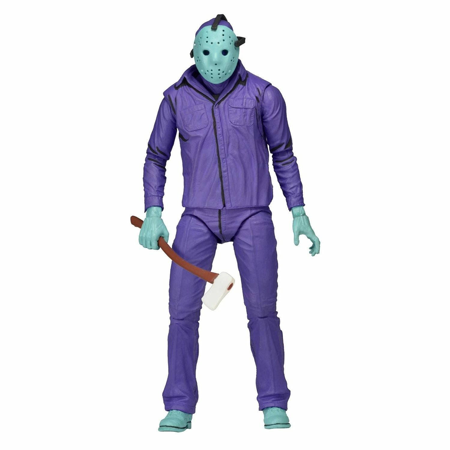 Friday The 13th Power Play Series Jason Action Figure