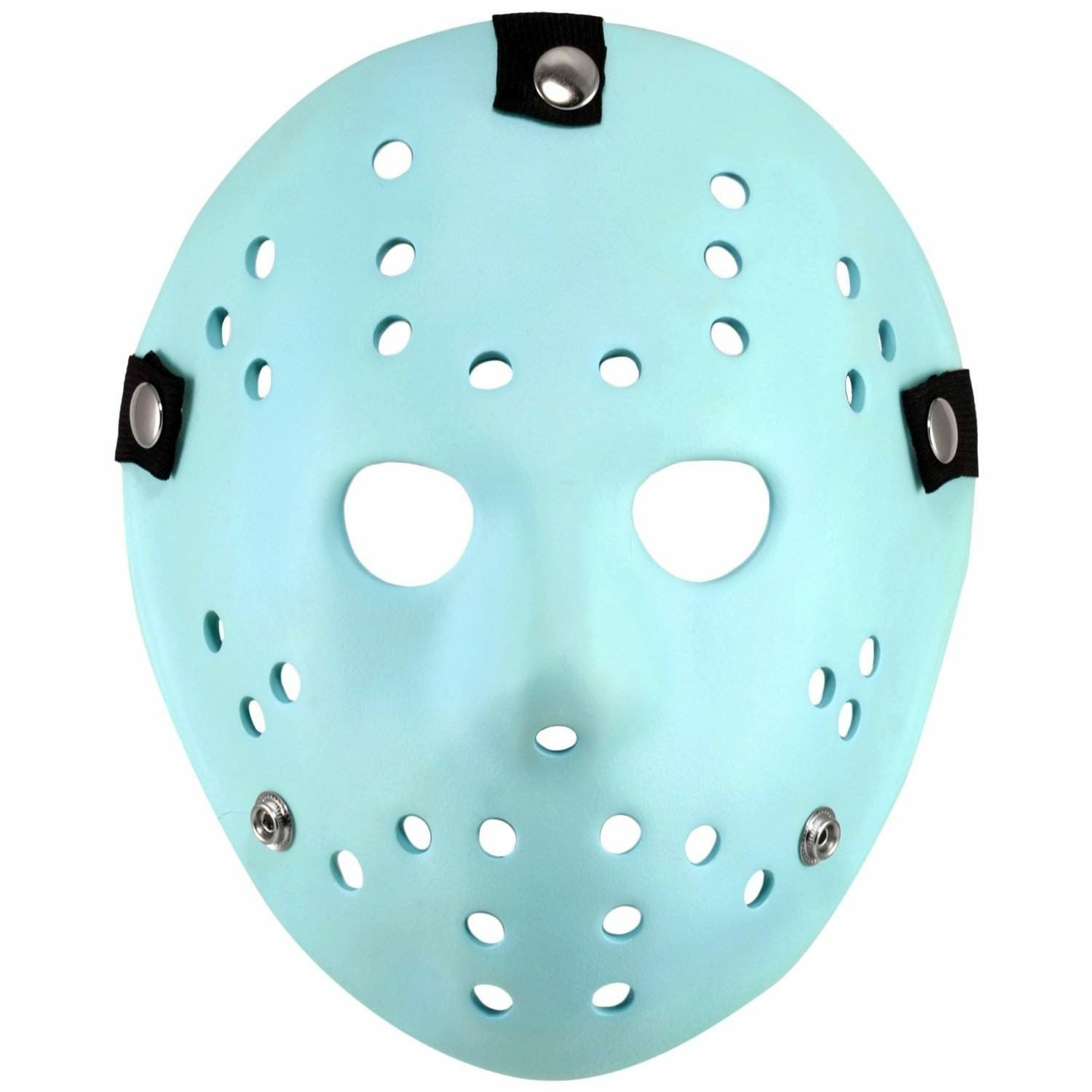 Neca Friday the 13th Jason Mask Glow In The Dark Mask Prop Replica