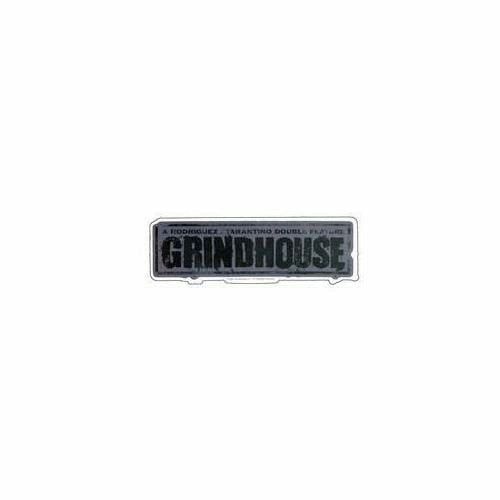 Grindhouse Sticker Logo