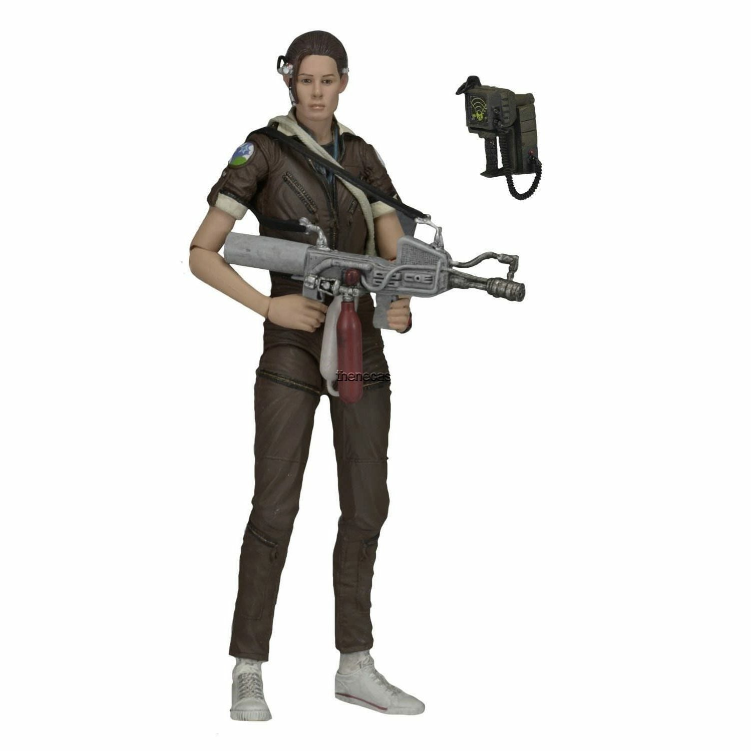 Alien Isolation Amanda Ripley Jumpsuit Ver. 7 In Action Figure
