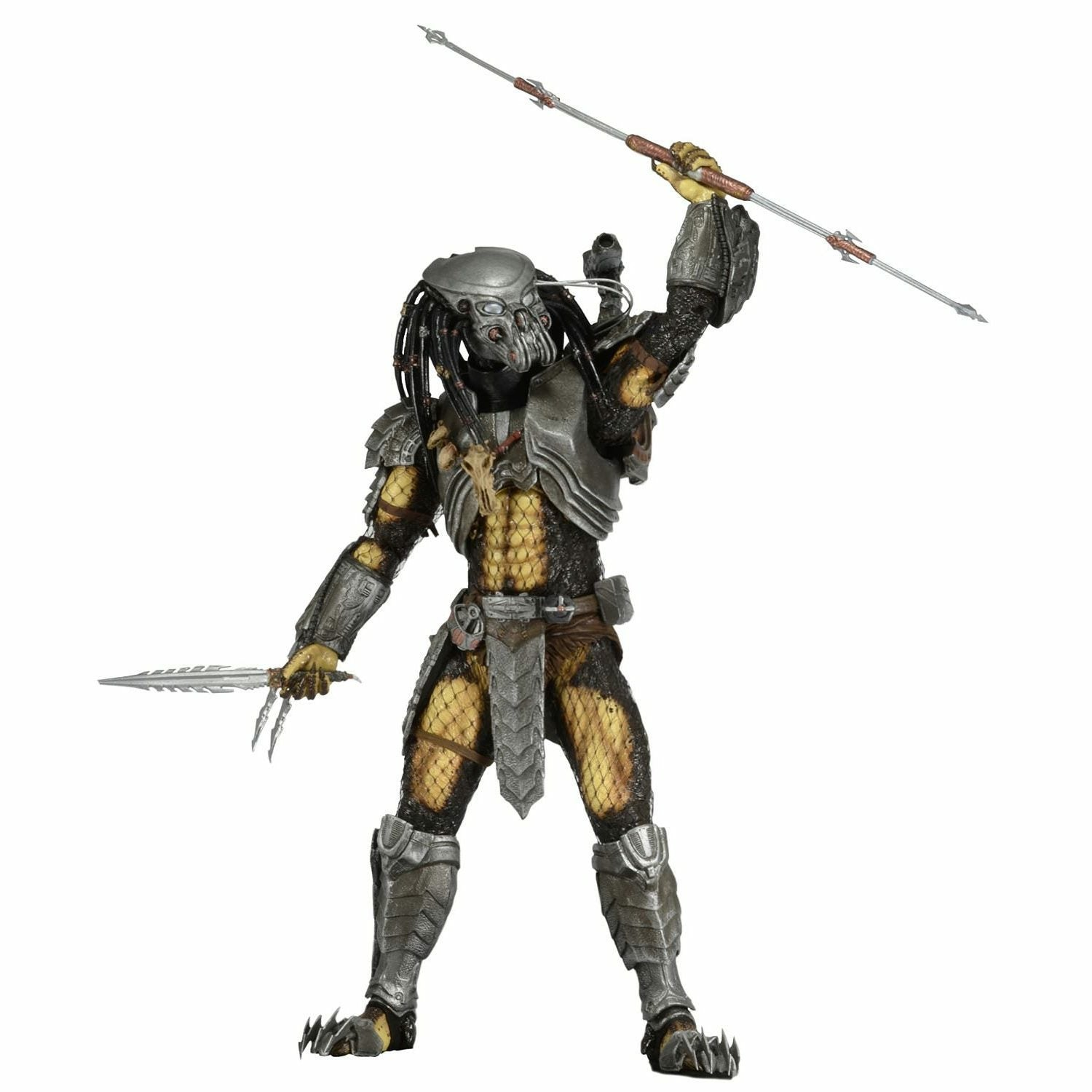 Alien vs Predator: Celtic Predator 7 in Scale Series 14 Action Figure