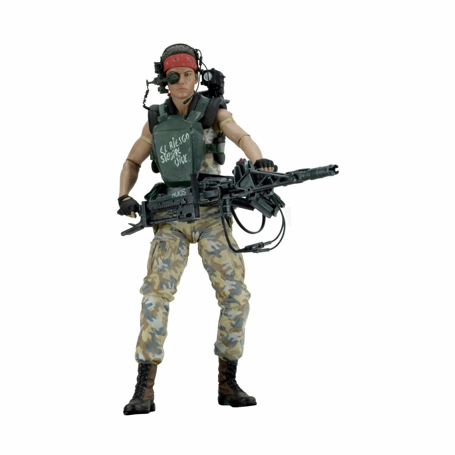 Aliens Private Jenette Vasquez 7 inch Action Figure