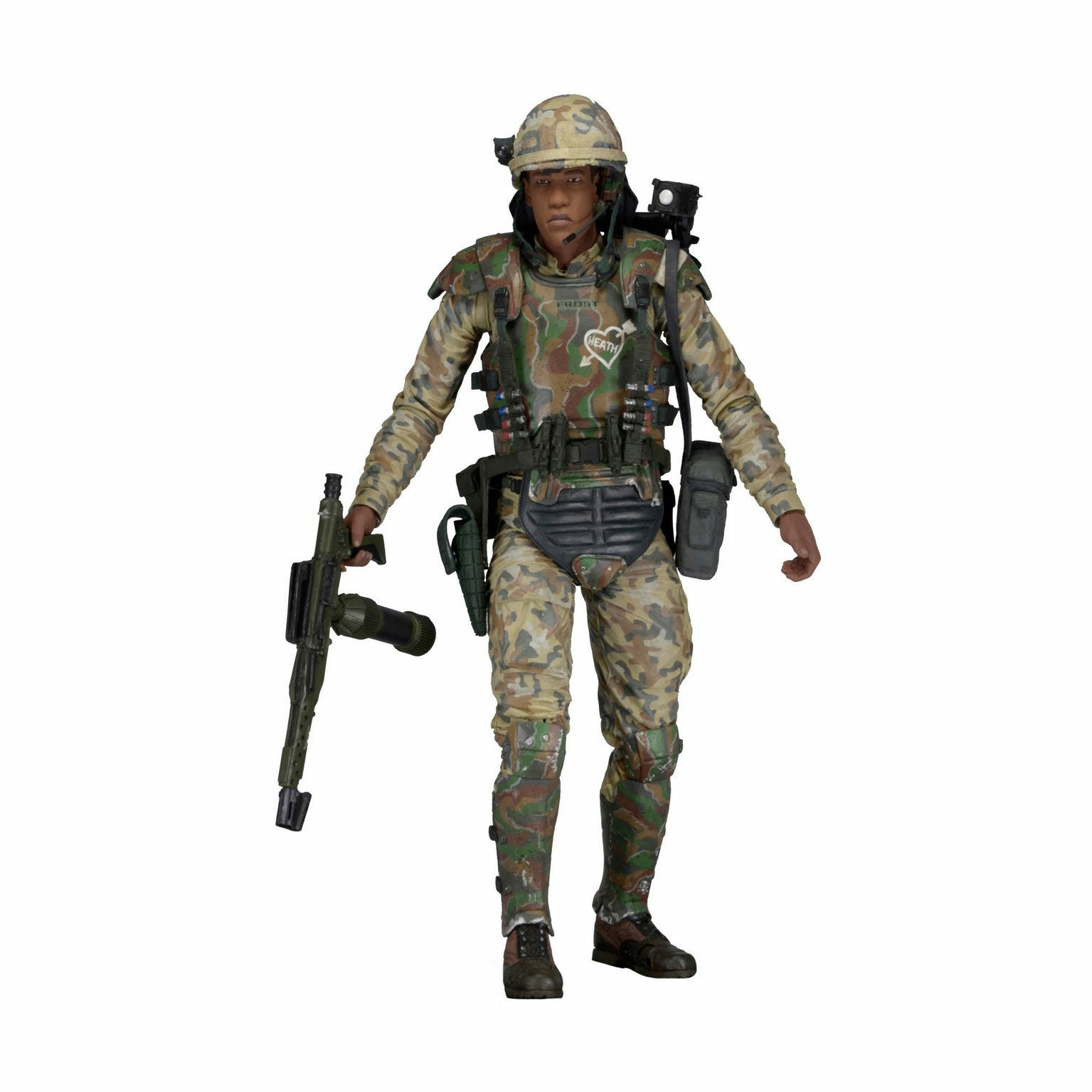 Aliens Private Ricco Frost 7 inch Action Figure