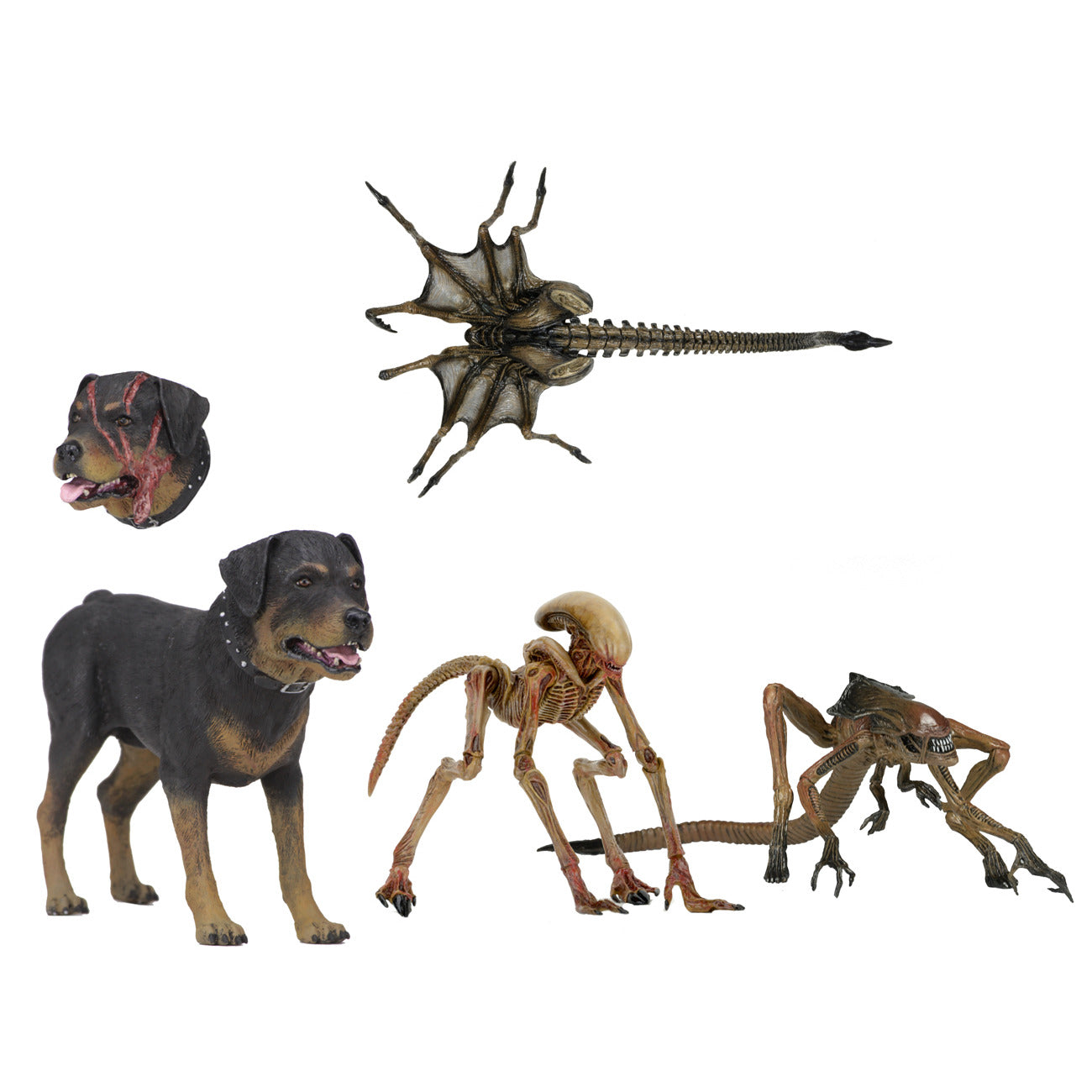 Alien 3 Creature Figure Set
