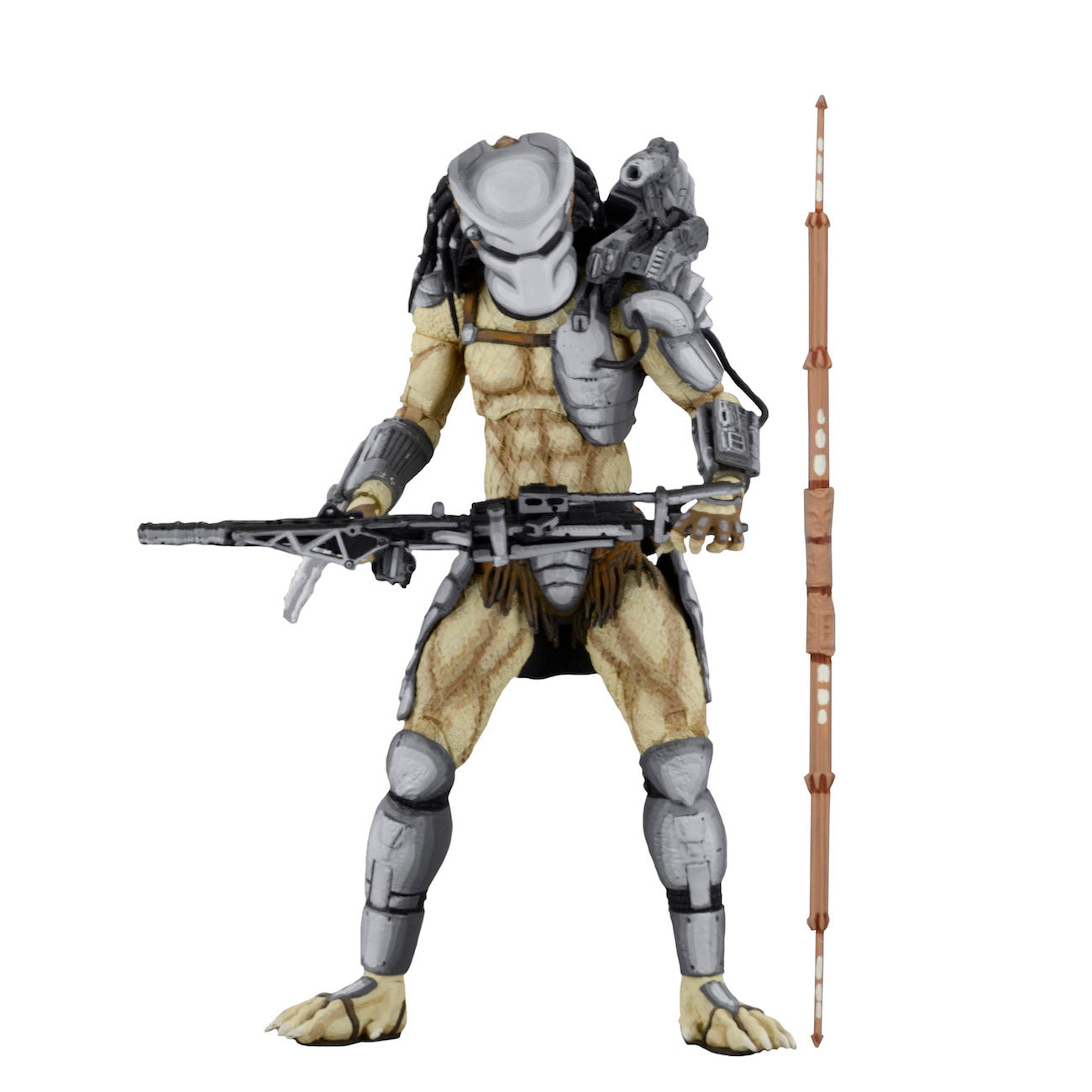 Alien vs. Predator Warrior Predator 7 inch Scale Action Figure