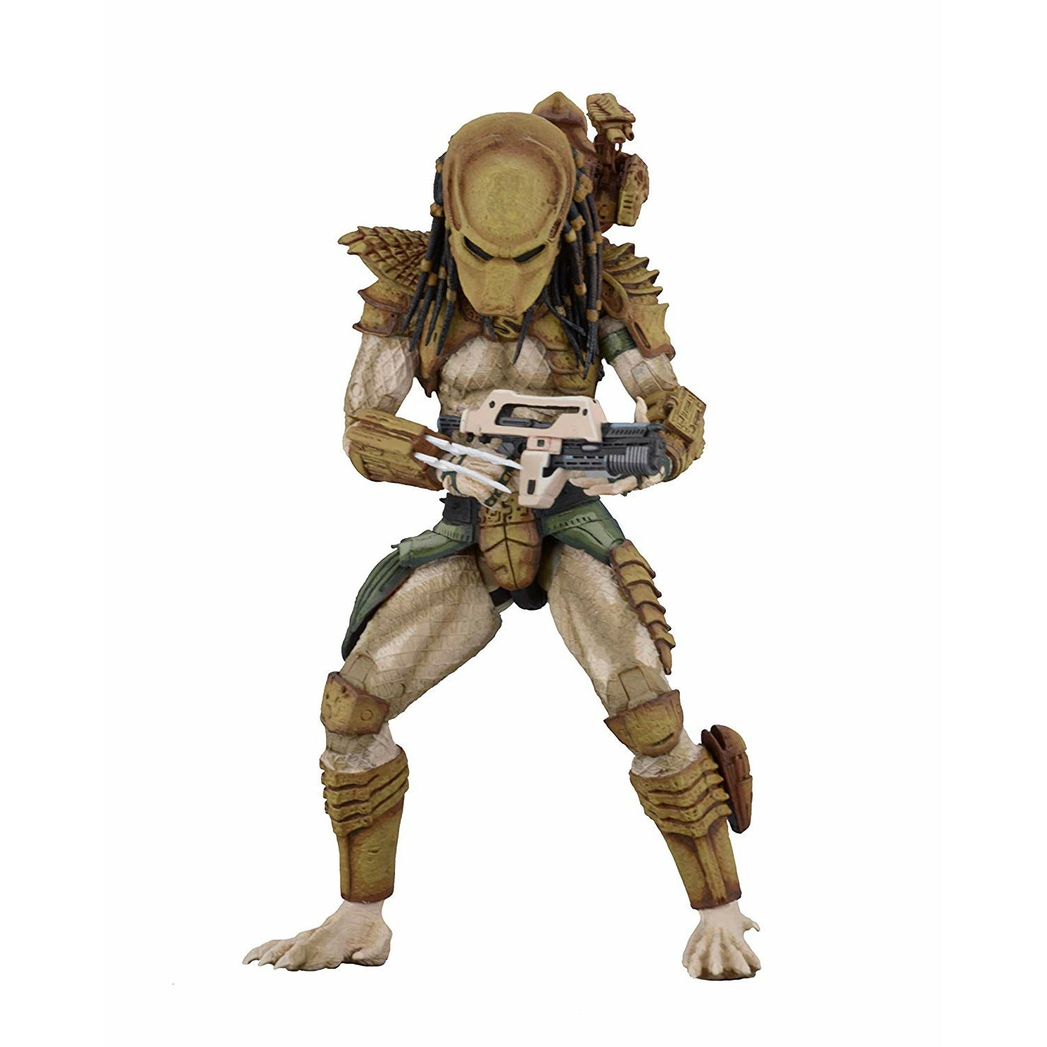 Alien vs. Predator Hunter Predator 7 inch Scale Action Figure
