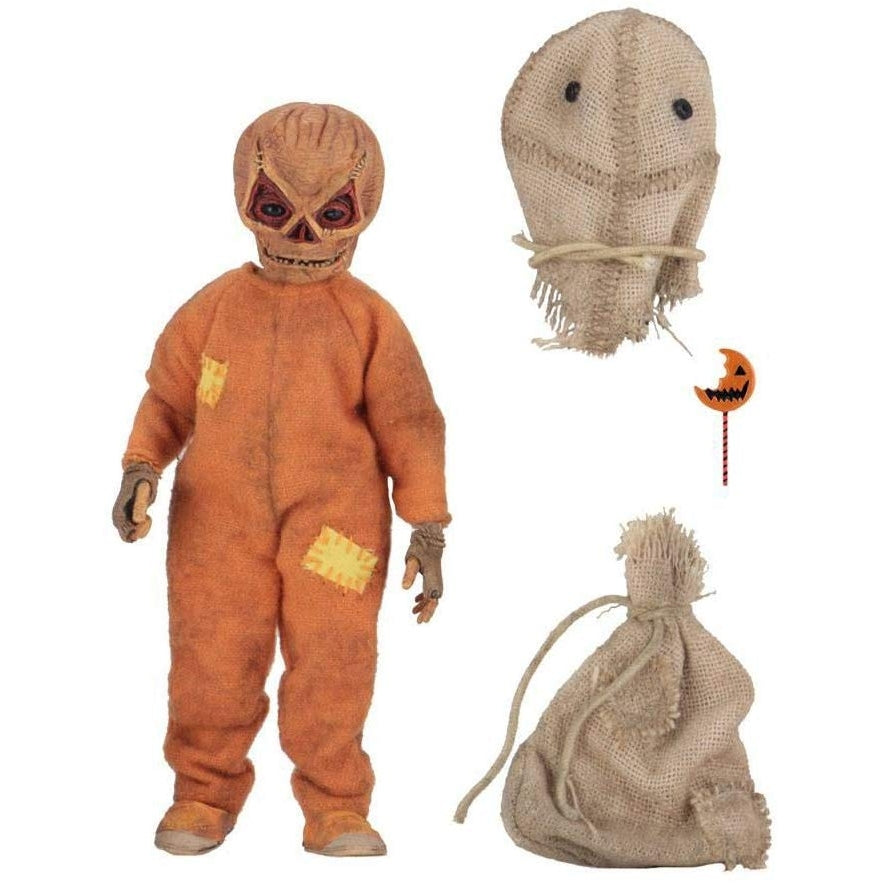 Trick 'r Treat Sam 8 inch Clothed Action Figure