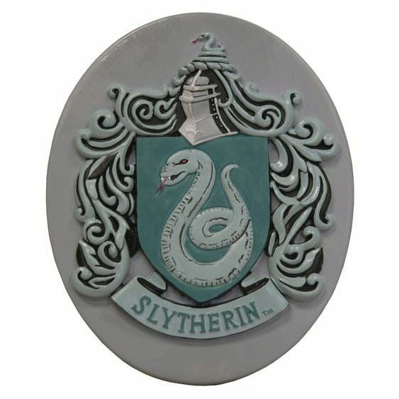Harry Potter Resin Slytherin Crest Magnet