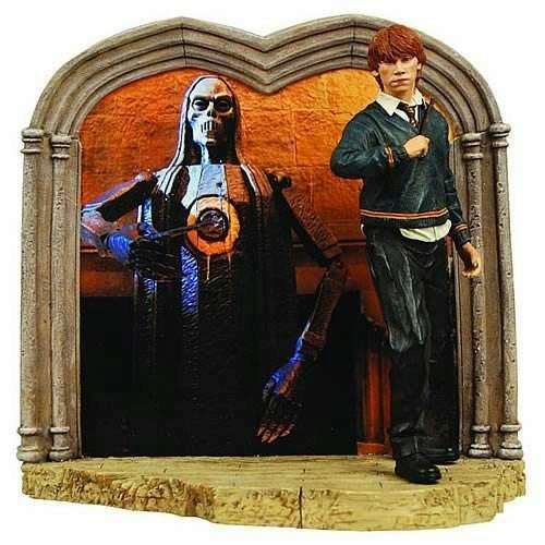 Harry Potter Ron Weasley Diorama