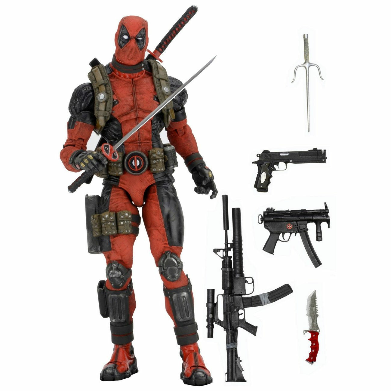 Marvel Deadpool Ultimate Collector's 1/4 Scale Epic Marvel Action Figure