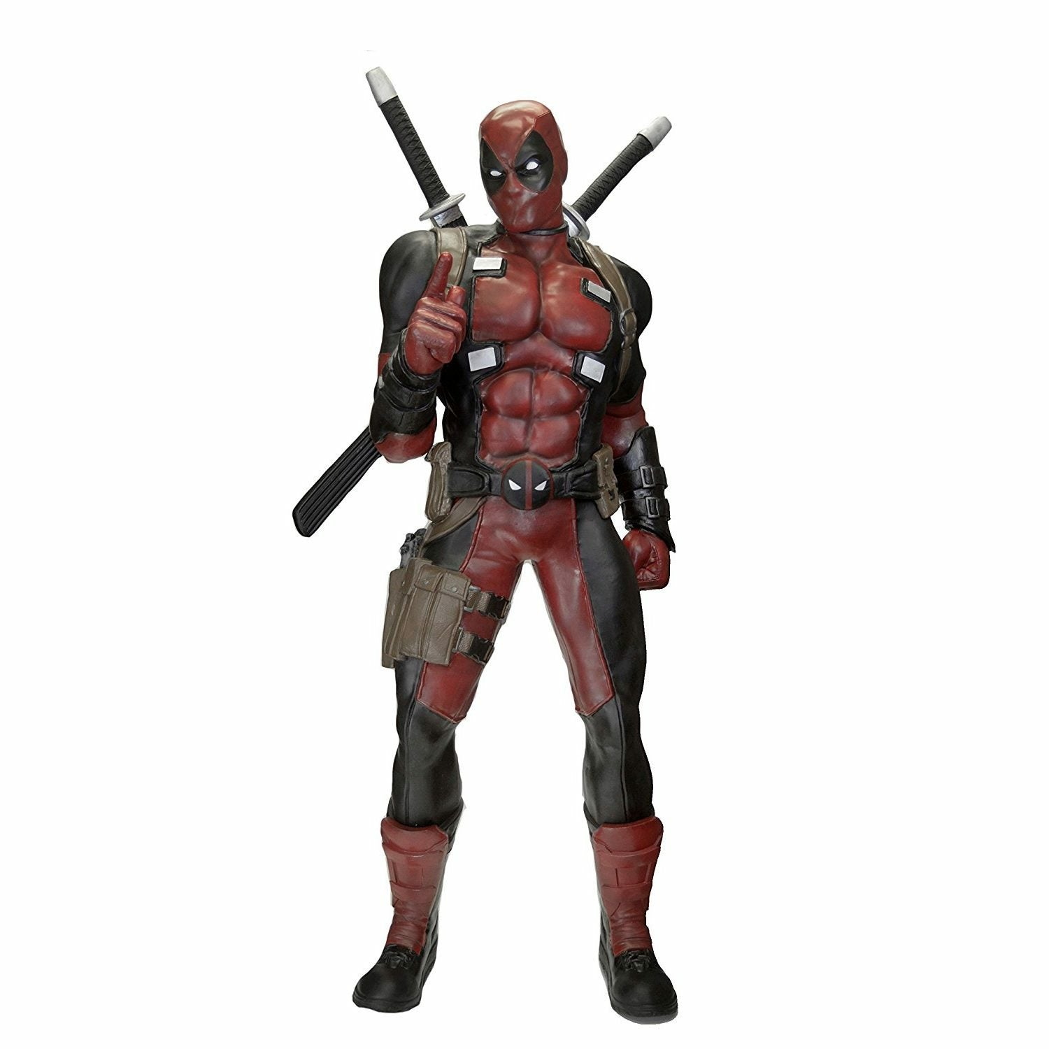 Marvel Classics Deadpool Life Size Foam Replica