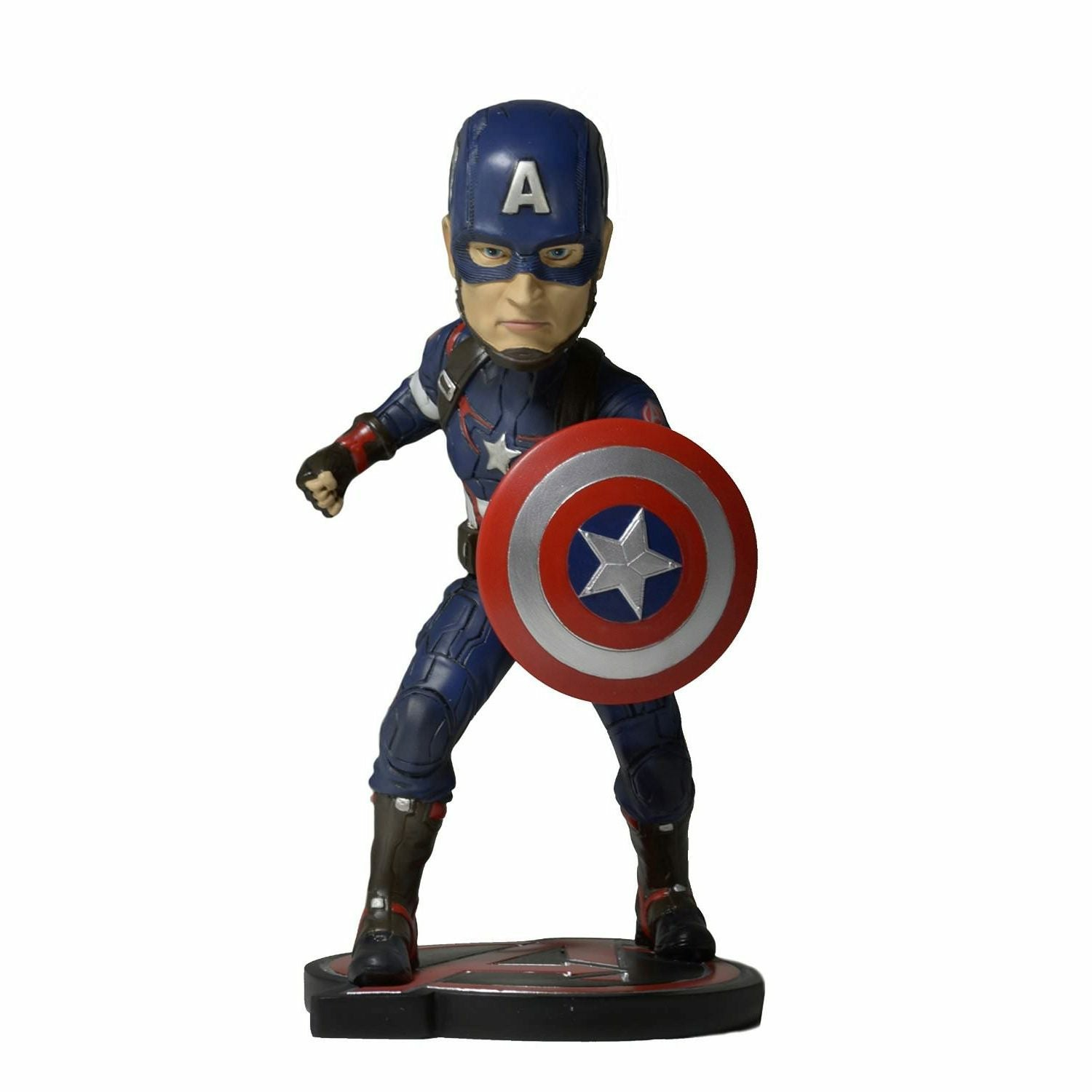 Neca Marvel Avengers Age of Ultron Captain America Head Knocker