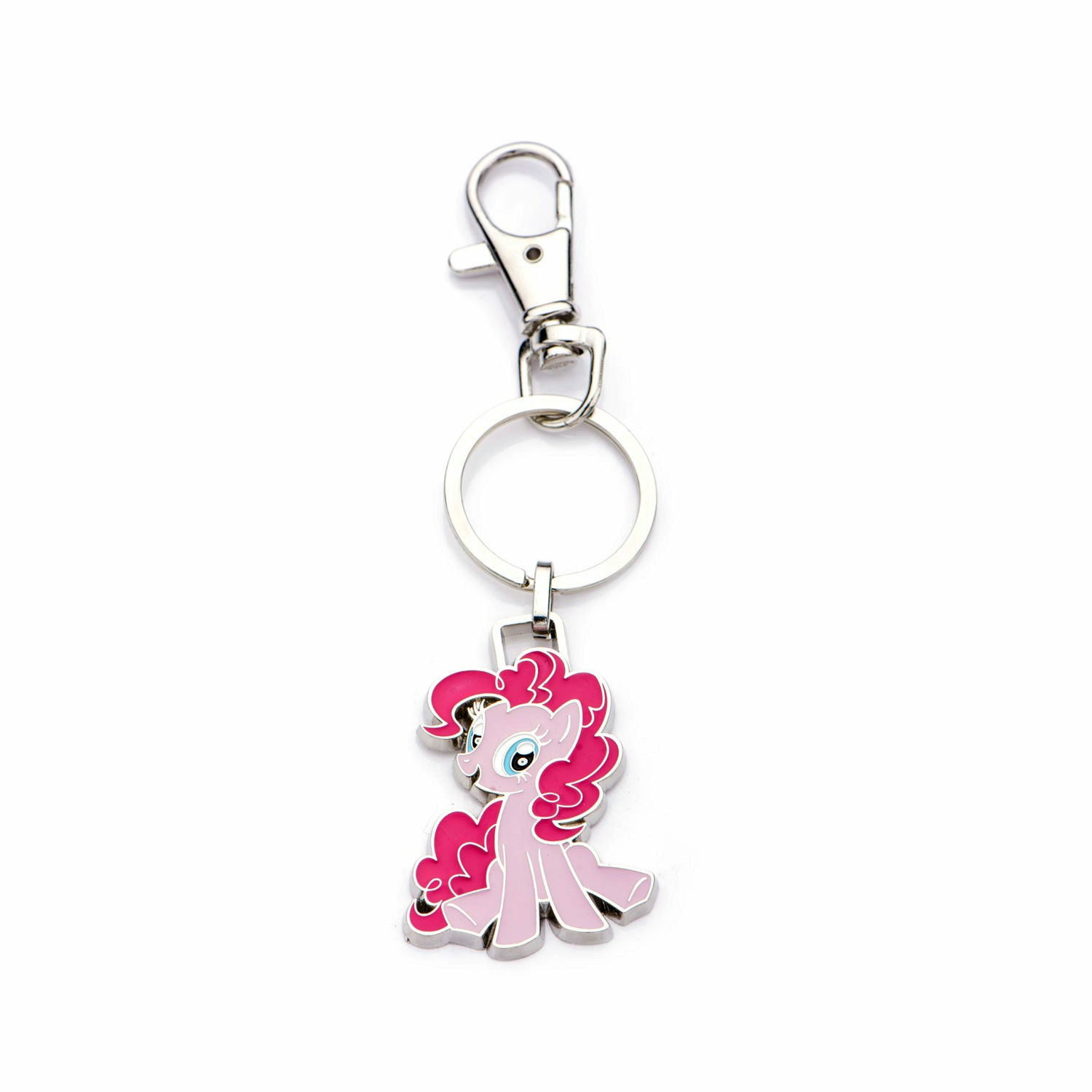 My Little Pony Pinkie Pie Stainless Steel Keychain