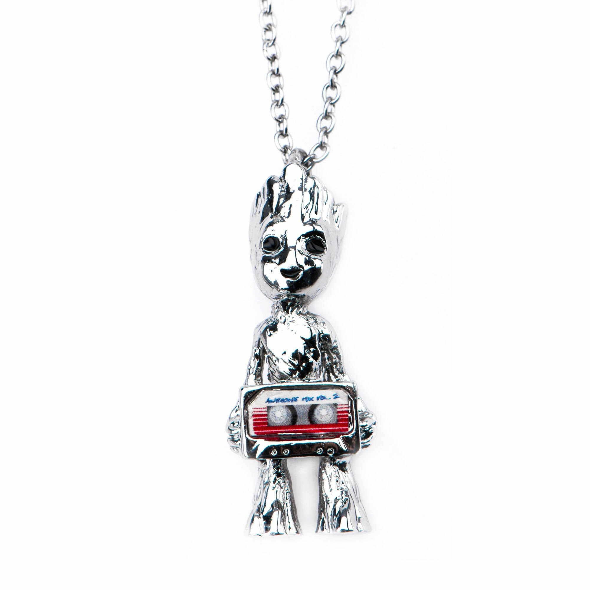 Marvel Guardians of the Galaxy 2 Baby Groot Pendant Necklace