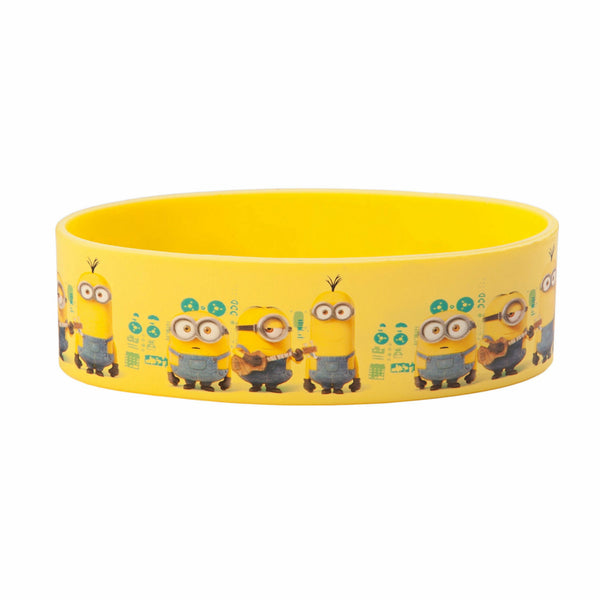 Despicable Me Minions Group Stand Minion Wristband