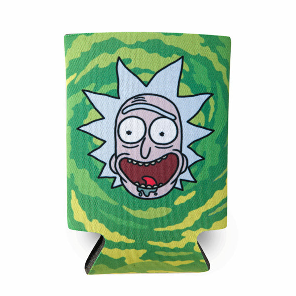 Rick and Morty Rick Head Can Cooler