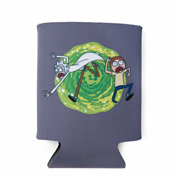 Rick and Morty Portal Run Can Cooler