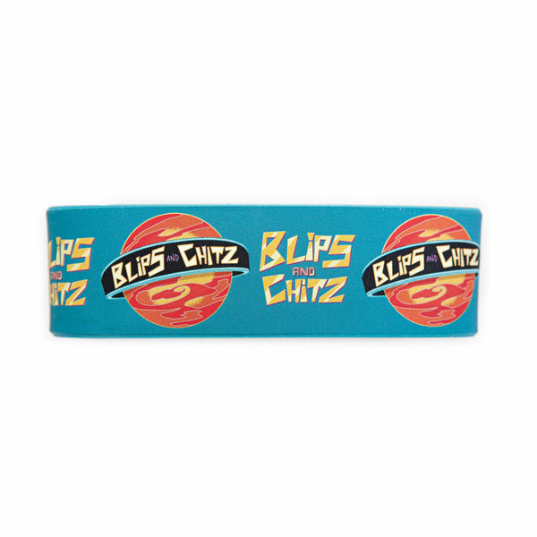 Rick and Morty Blips and Chitz Wristband