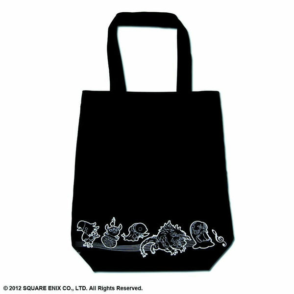 Theatrhythm Final Fantasy Monsters Tote Bag
