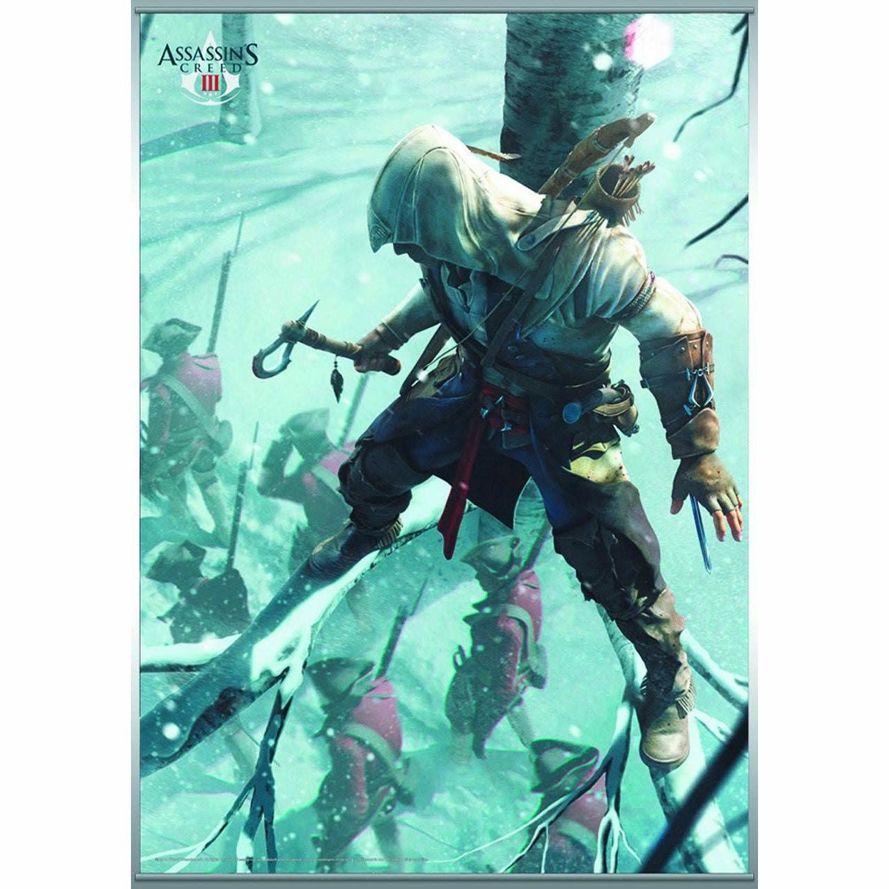 Assassins Creed III Volume 2 Wall Scroll