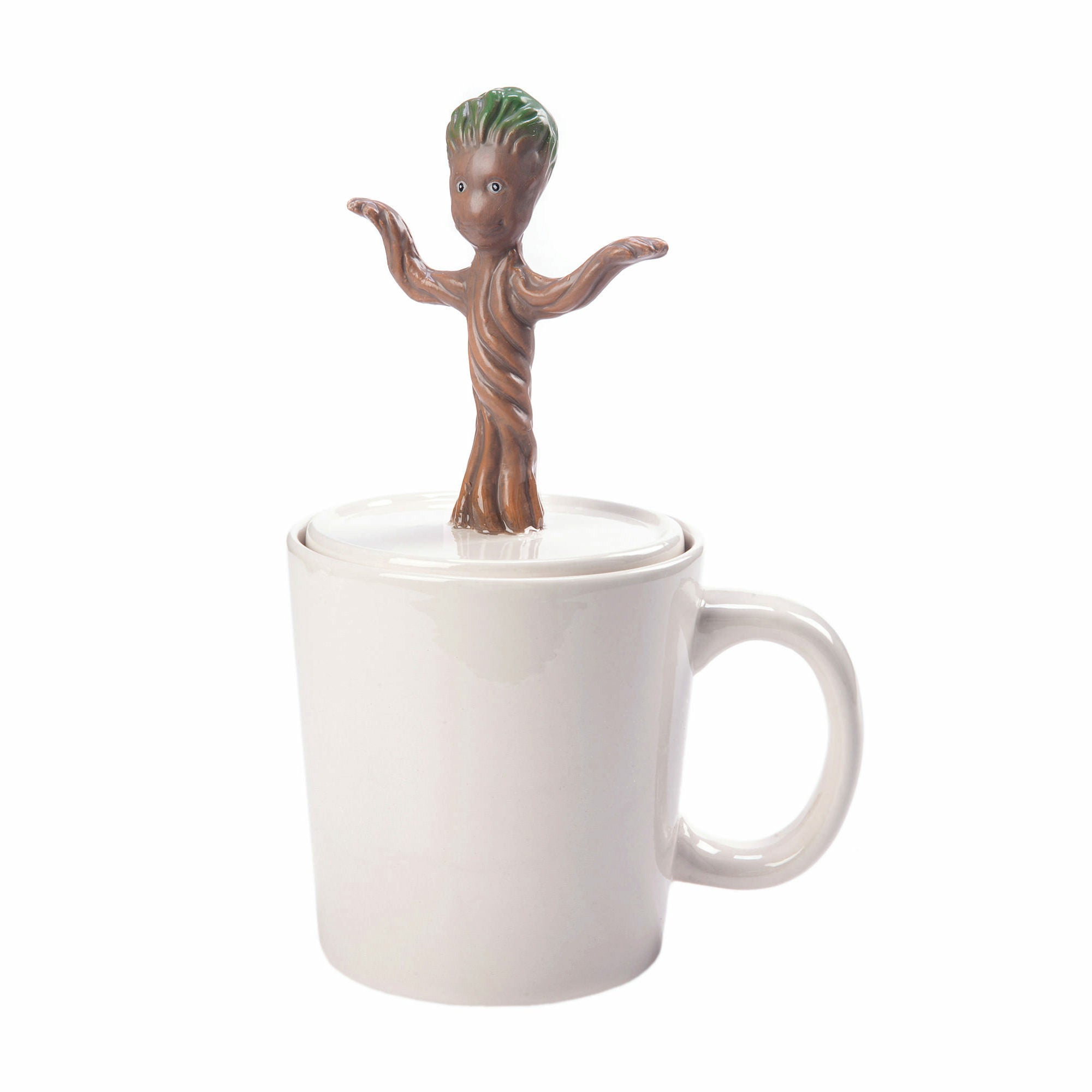 Guardians Of The Galaxy Baby Dancing Groot Mug - EE Exclusive