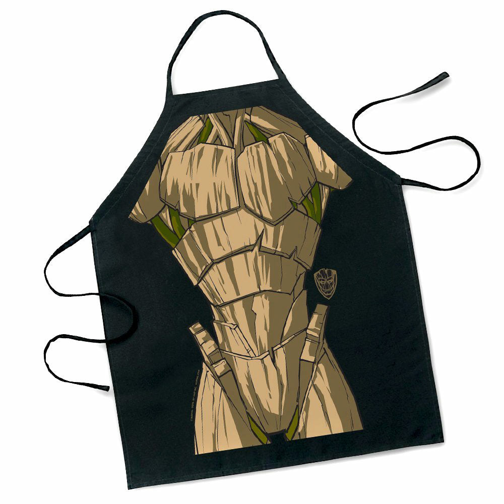 Marvel Guardians of the Galaxy I Am Groot Adjustable Character Apron