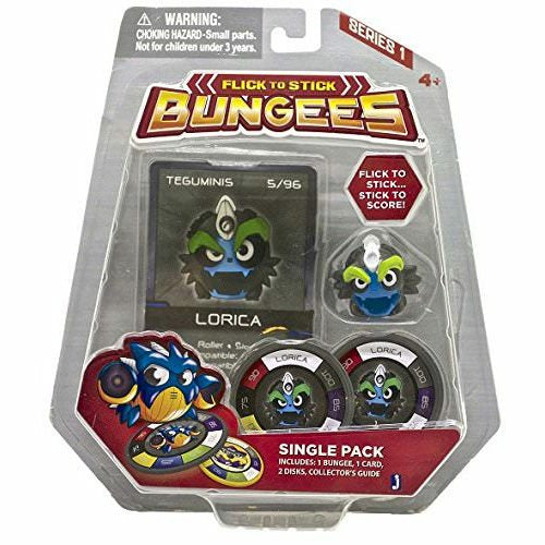 Bungees Lorica Flick To Stick Figure
