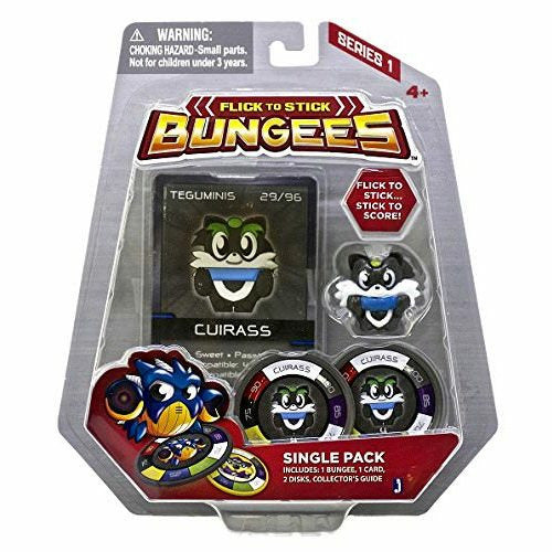 Bungees Cuirass Flick To Stick Figure