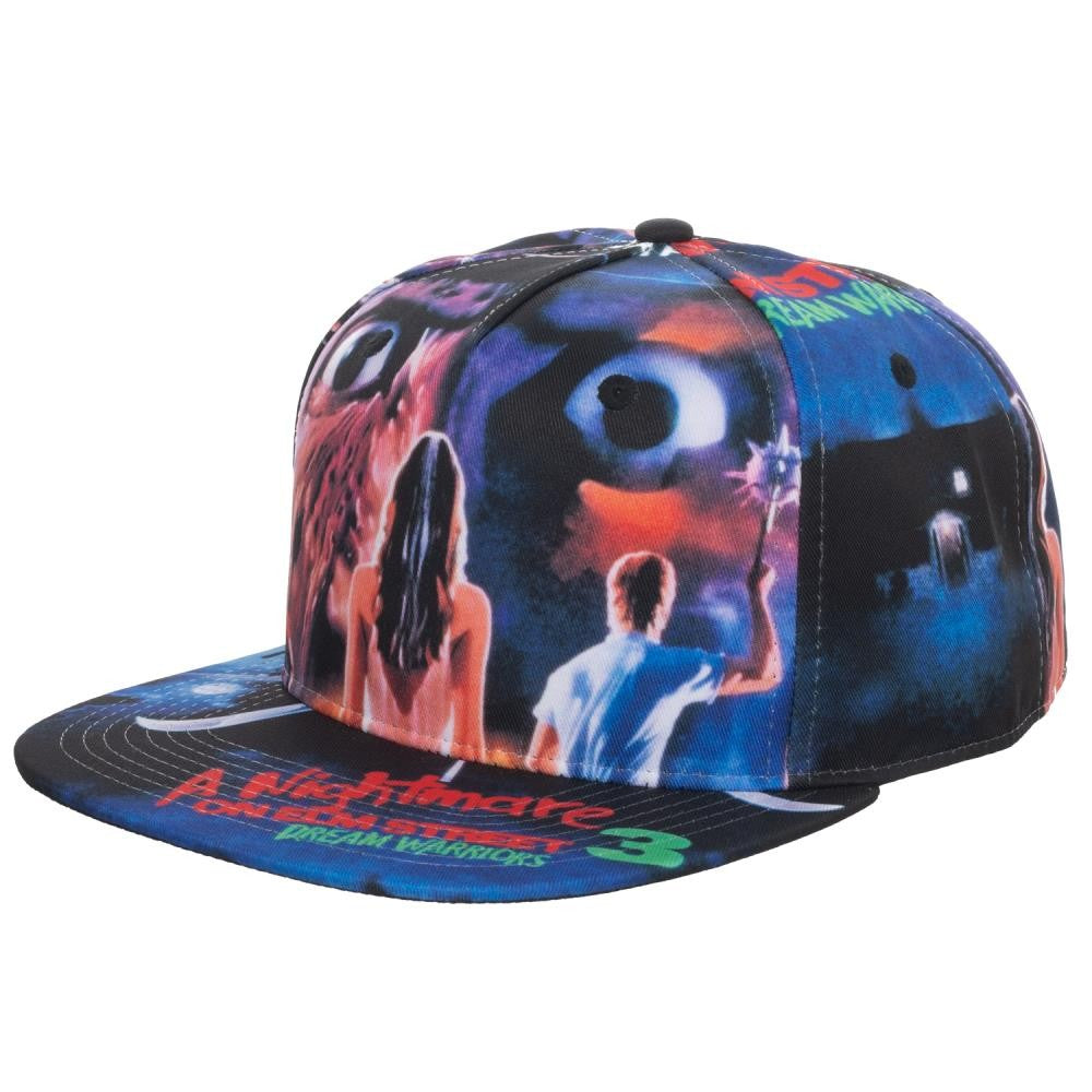 A Nightmare on Elm Street Snapback Baseball Cap