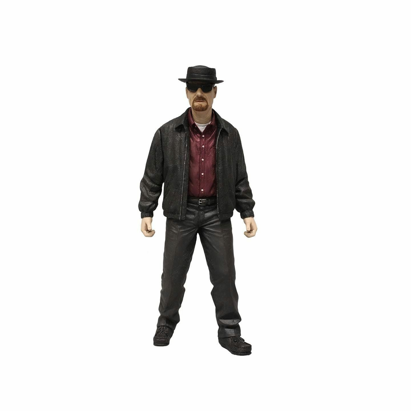 Breaking Bad Heisenberg 12 Inch Action Figure