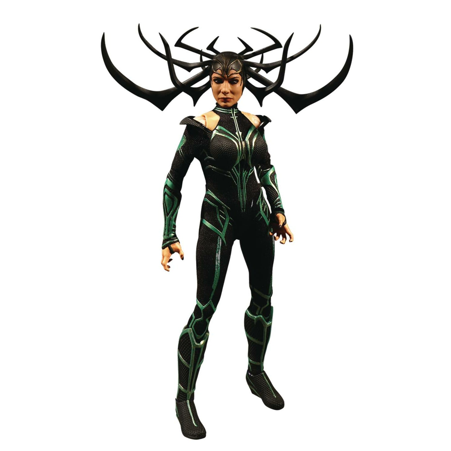 Marvel Thor Ragnarok Hela One:12 Collective Action Figure