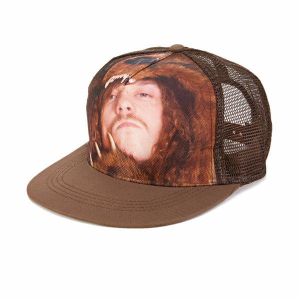 Workaholics Fur Sure Snapback Trucker Hat