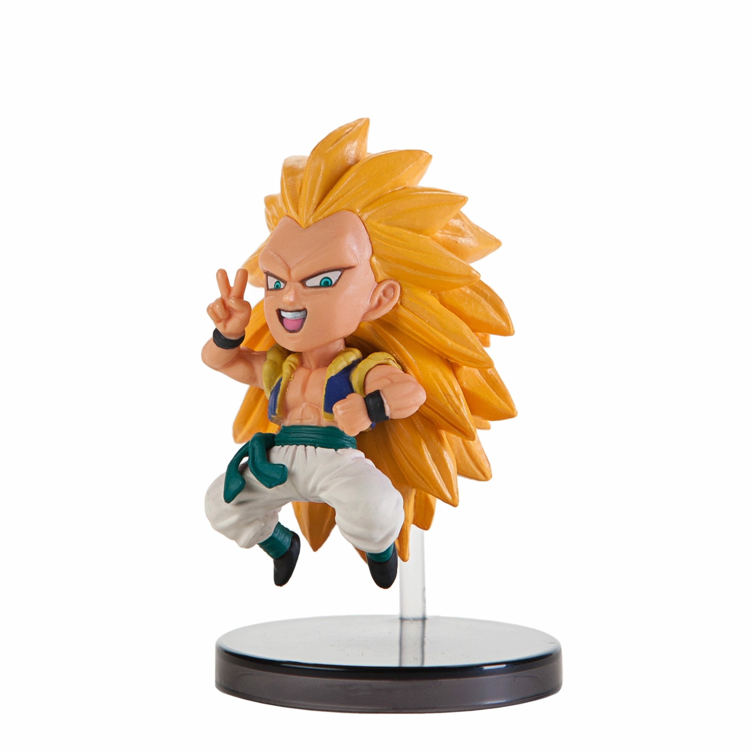 Dragon Ball Z SSJ 3 Gotenks PVC WCF Figure