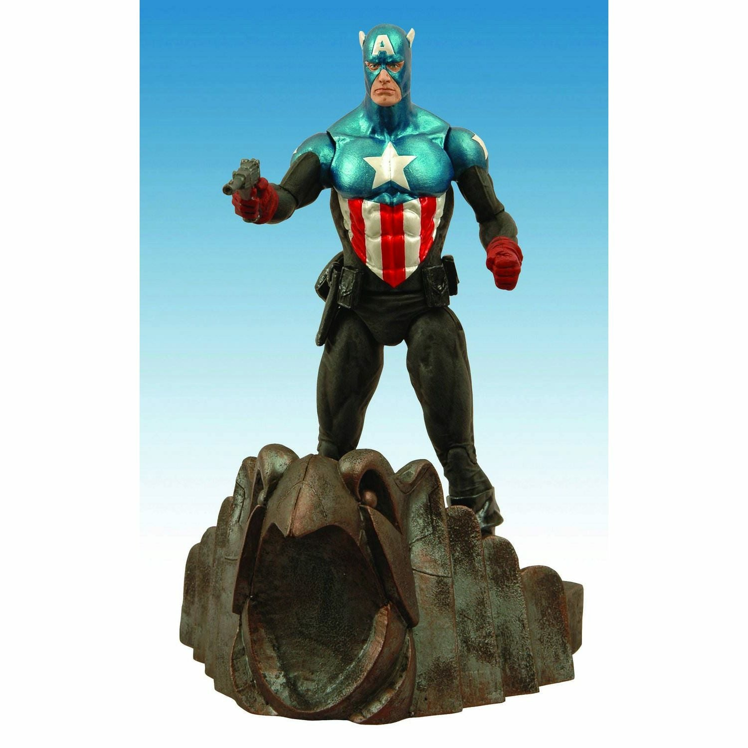 Marvel Select Captain America #34 Action Figure