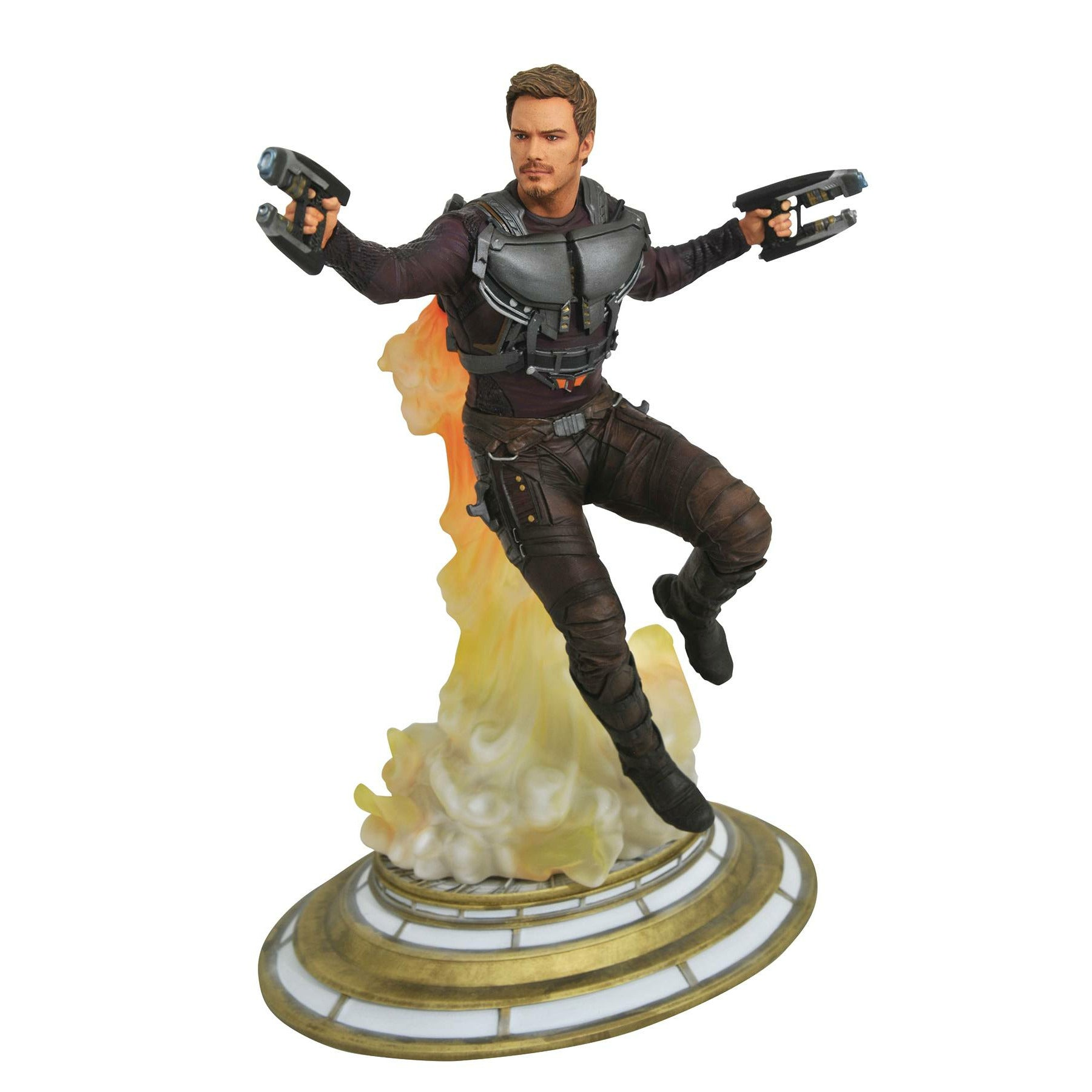 Marvel Gallery Guardians of the Galaxy Maskless Star-Lord 11 inch PVC Figure