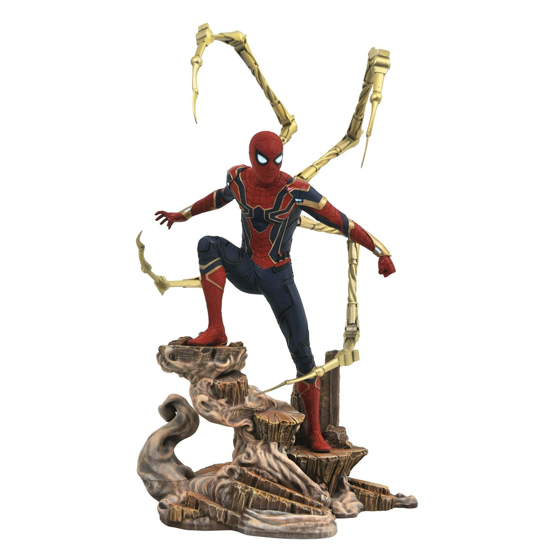 Marvel Gallery Avengers: Infinity War Iron Spider-Man 9 inch Figure