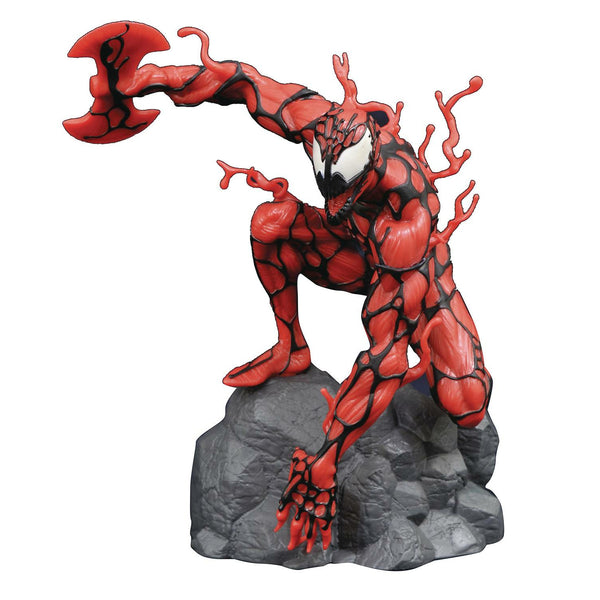 Diamond Select Toys Marvel Gallery Carnage Glow-In-The-Dark PVC Statue