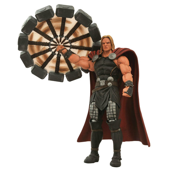 Diamond Select Toys Marvel Select Mighty Thor Action Figure